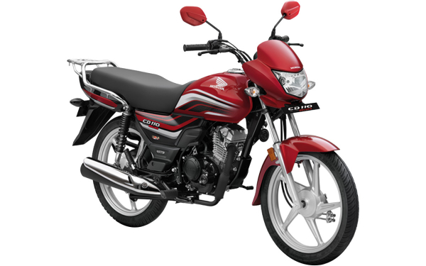 Honda CD 110 Dream Front Side View