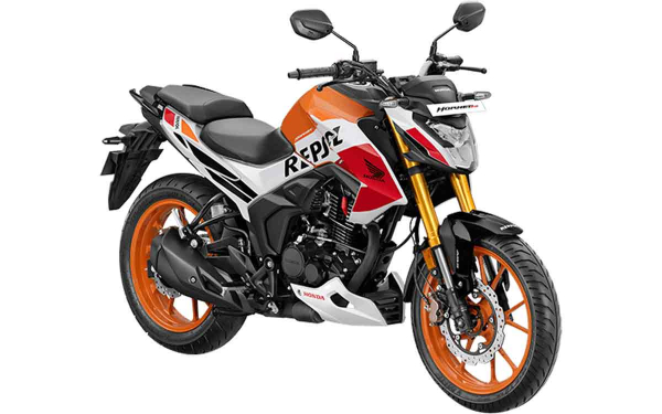 Honda Hornet 2.0 Repsol Edition Front Side View