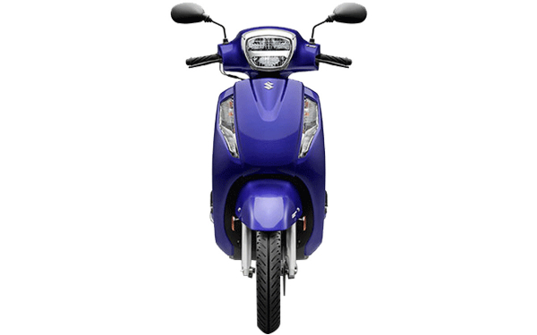 Suzuki Access 125 Front View