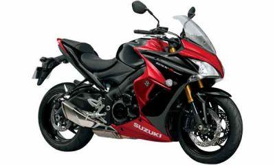 Suzuki GSX-S 1000F ABS Photo