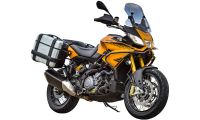 Aprilia Caponord 1200 ABS Travel Photo