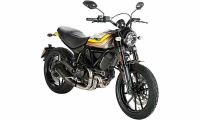 Ducati Scrambler Mach 2.0 Photo