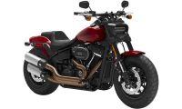 Harley Davidson Cruiser Fat Bob