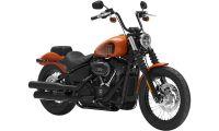 Harley Davidson Cruiser Street Bob
