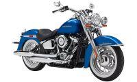 Harley Davidson Deluxe Photo
