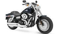Harley Davidson Dyna Fat Bob Photo