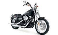 Harley Davidson Dyna Street Bob Photo