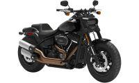 Harley Davidson Cruiser Fat Bob Photo