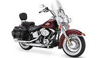 Harley Davidson Heritage Softail Classic Photo