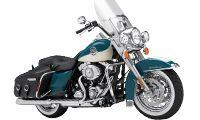 Harley Davidson Touring Road King Photo