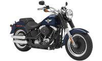 Harley Davidson Softail Fat Boy Photo