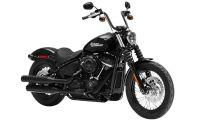 Harley Davidson Softail Street Bob Photo