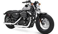 Harley Davidson Sportster Forty Eight Photo
