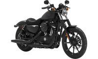 Harley Davidson Sportster Iron 883 Photo