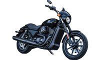 Harley Davidson Street 750 Photo