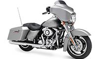 Harley Davidson Touring Street Glide Special Photo