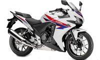 Honda CBR500R Photo