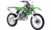 Kawasaki KLX 450R Photo