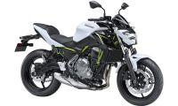 Kawasaki Z650 Photo