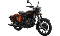 Royal Enfield Classic 350 Dual Channel