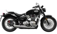 Triumph Bonneville Speedmaster Photo