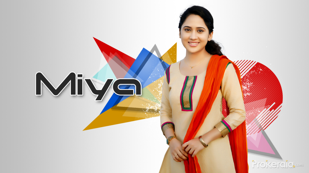 Miya George Wallpaper