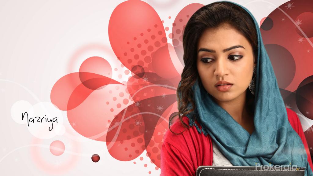 Nazriya Nazim Wallpaper