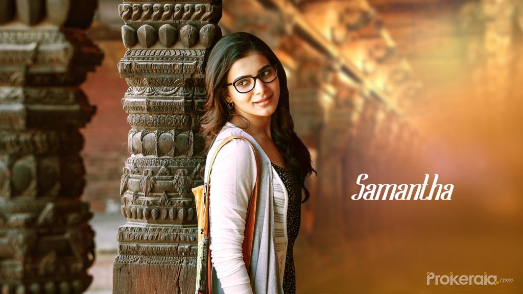 Samantha Ruth Prabhu Wallpaper