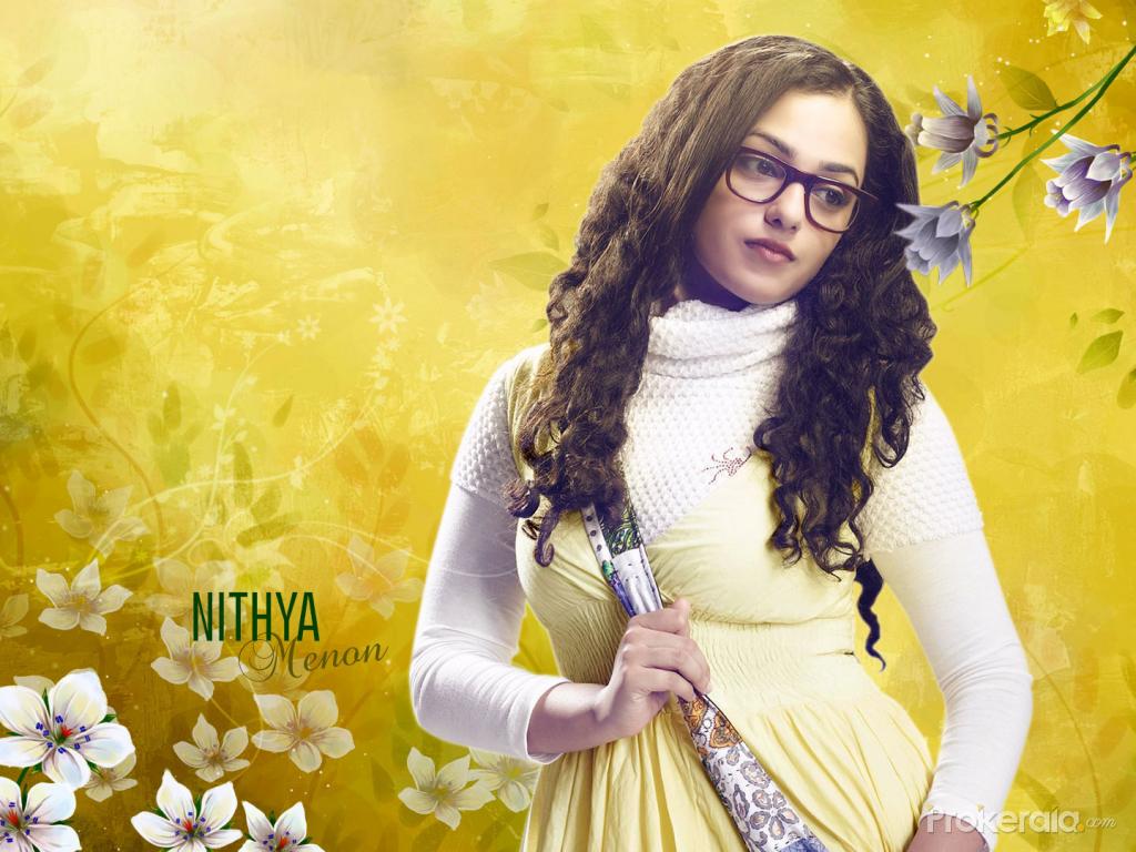 nithya menon wallpaper