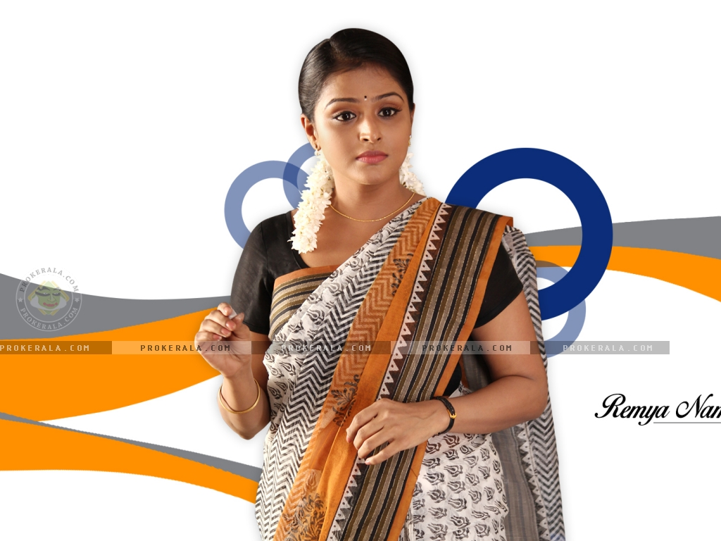 Remya Nambeesan Wallpaper