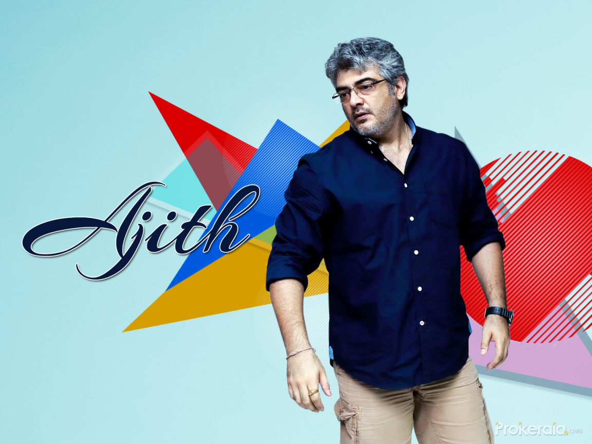 ajith kumar new movie wallpapers