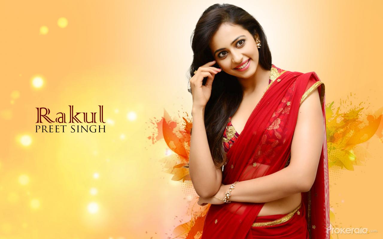 actress rakul preet singh new beautiful wallpapers