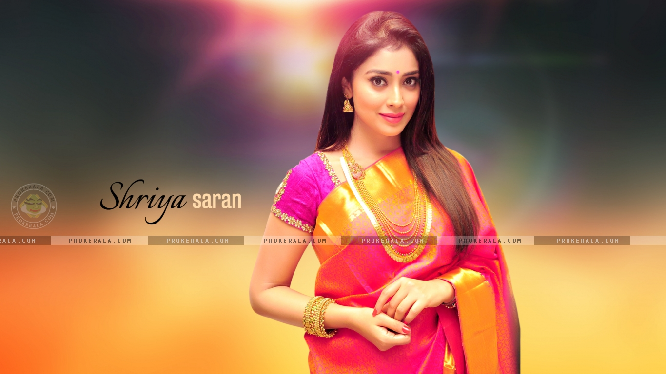 Shriya Saran Wallpaper Free Download