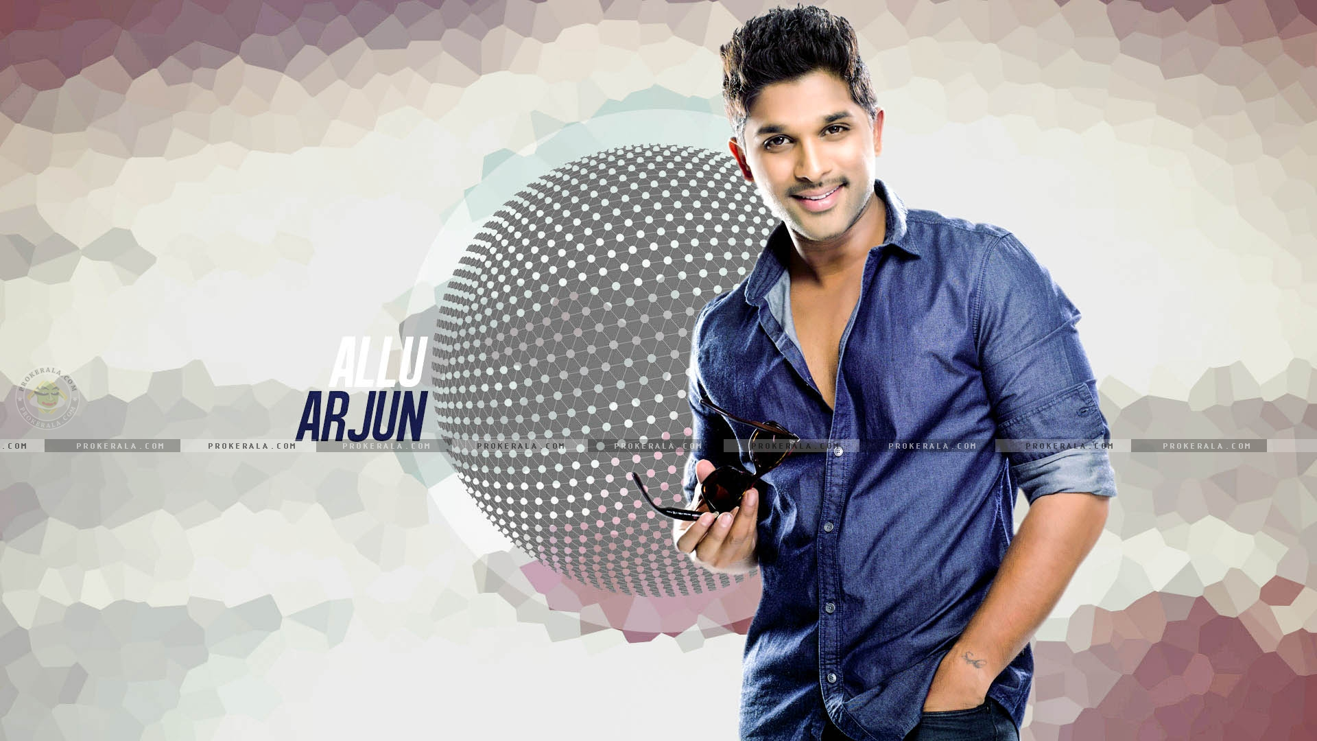 allu arjun hd wallpaper for desktop and mobile