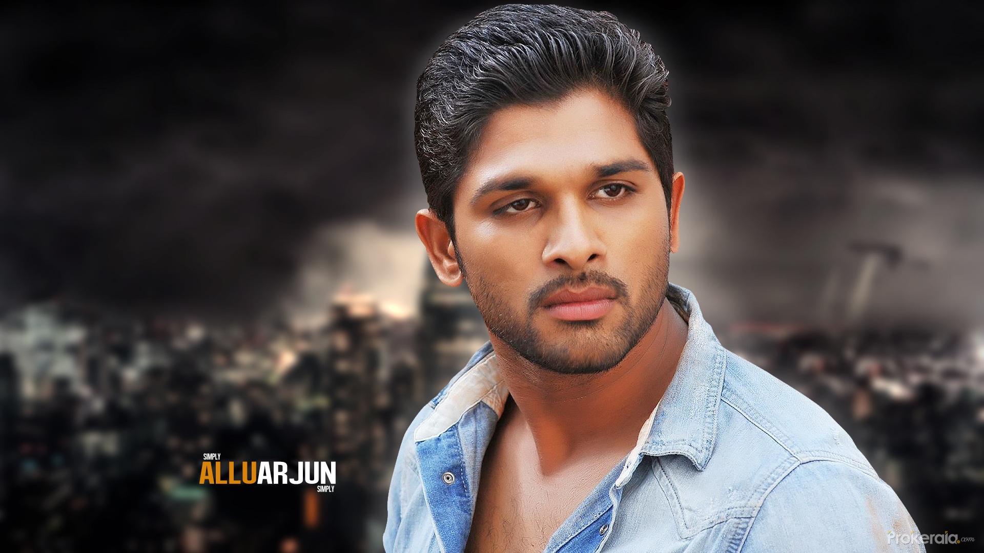 allu arjun new hairstyle in dj