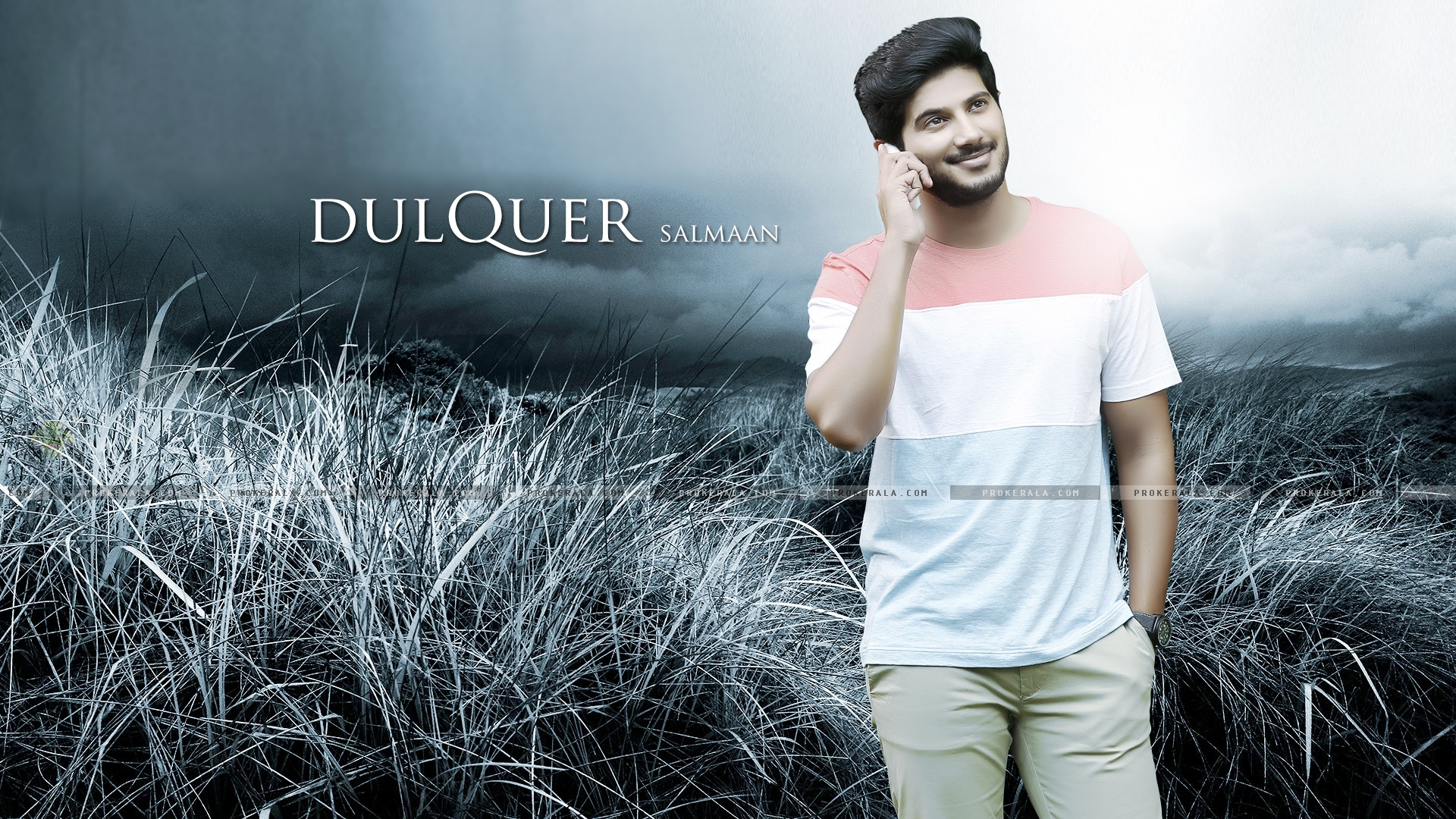 Malayalam Actor Dulquer Salmaan New Movie Wallpapers
