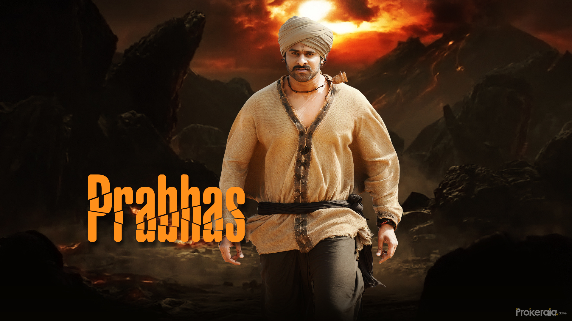 prabhas new hd wallpapers from the movie bahubali