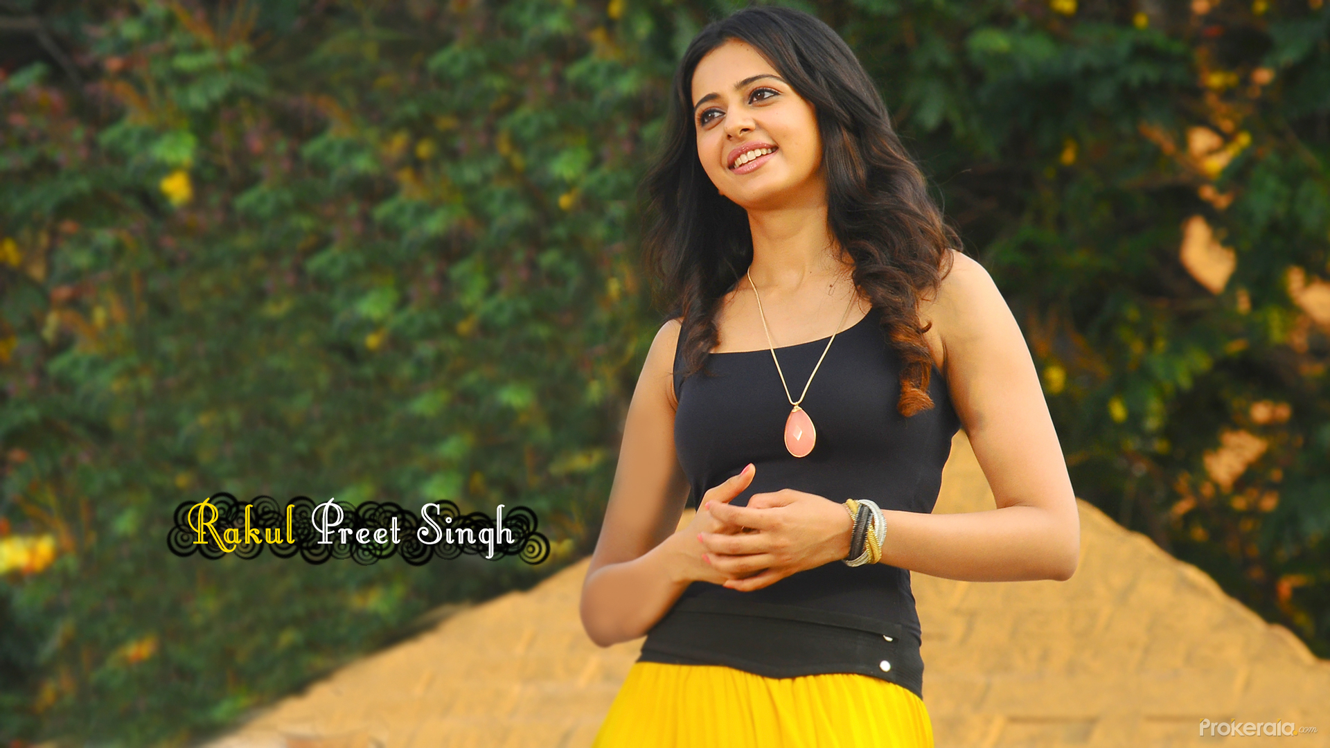 rakul preet singh hd wallpaper