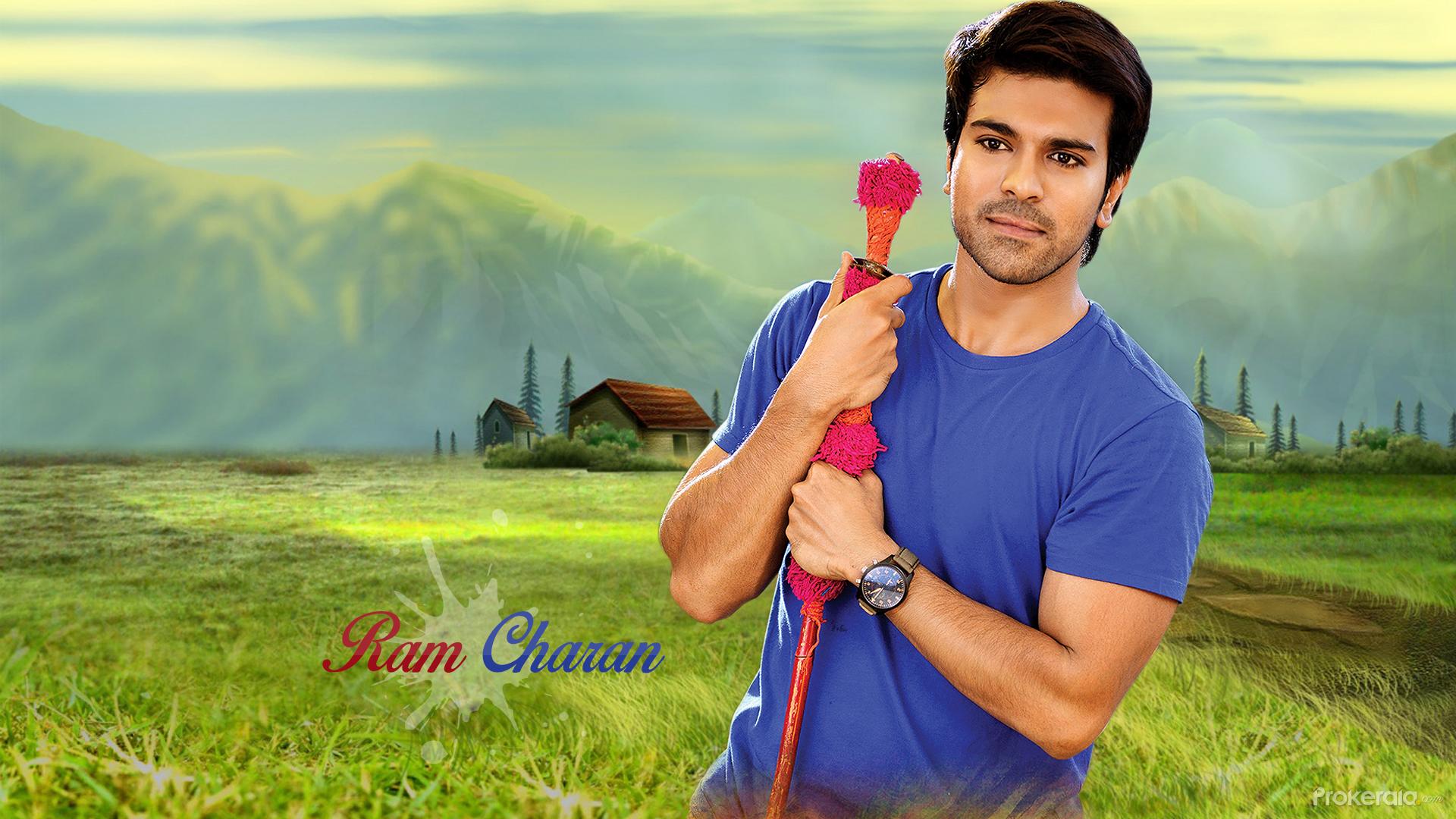 Ram Charan Hd Wallpapers