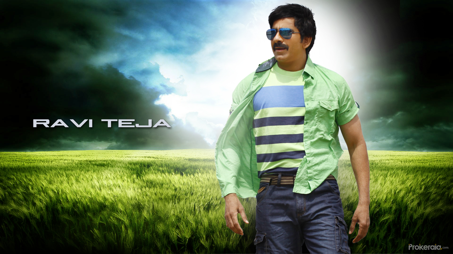 telugu actor ravi teja new movie wallpapers