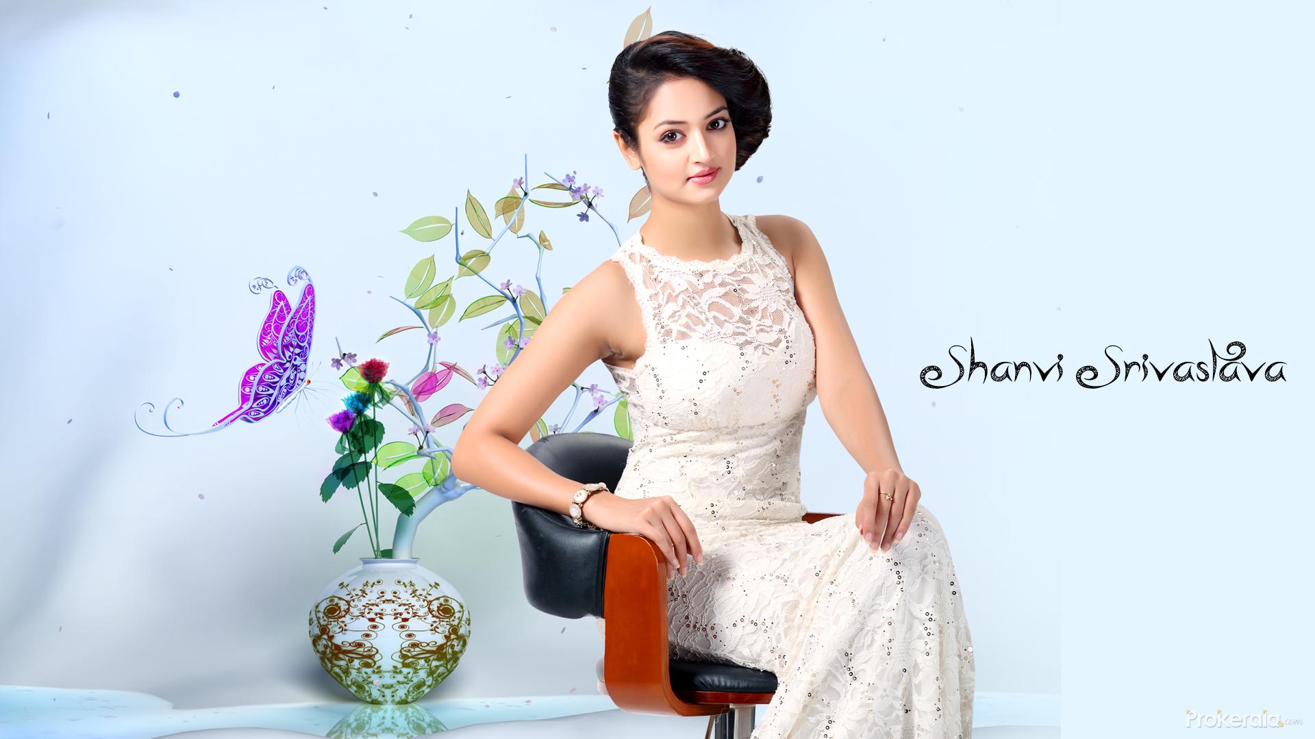Shanvi Srivastava Latest Wallpapers
