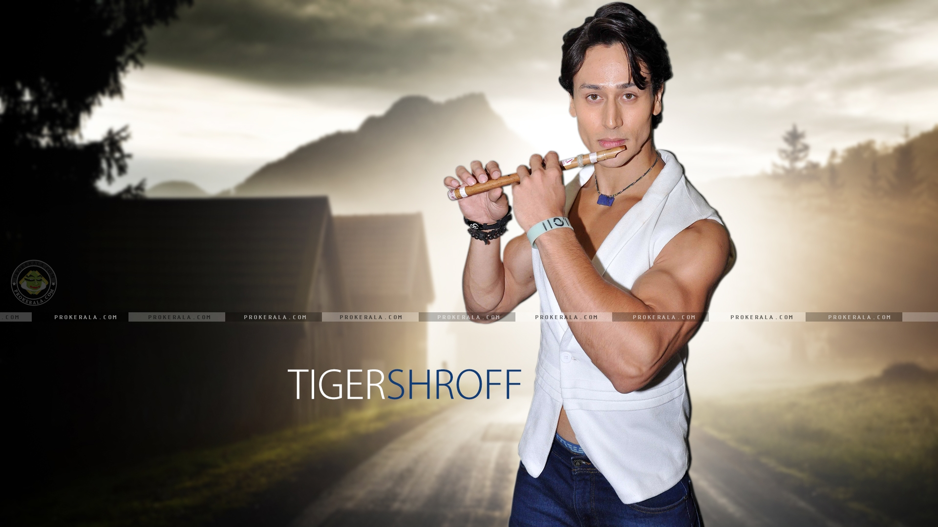 tiger shroff hd wallpaper for download