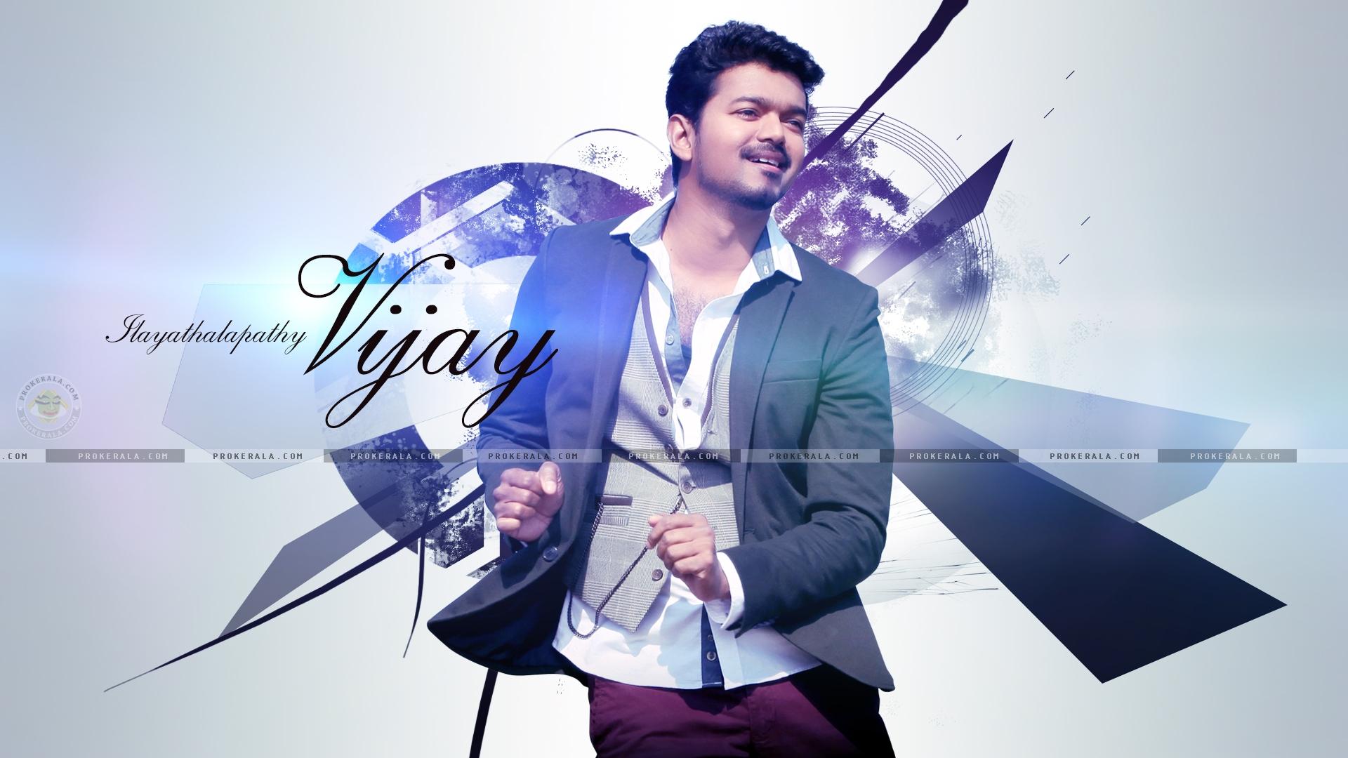 ilayathalapathy vijay new tamil movie wallpapers