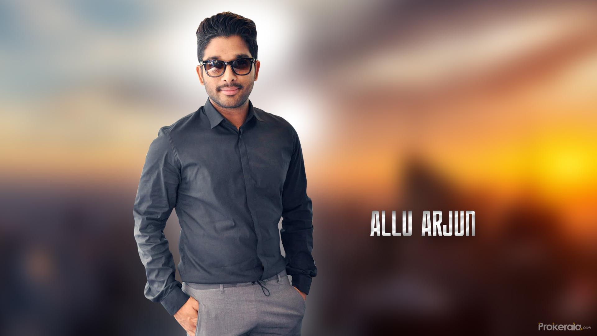 Allu Arjun Wallpaper