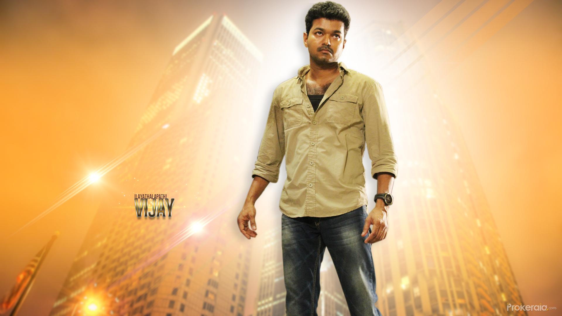 Vijay Love Hd Wallpaper : Vijay Wallpaper