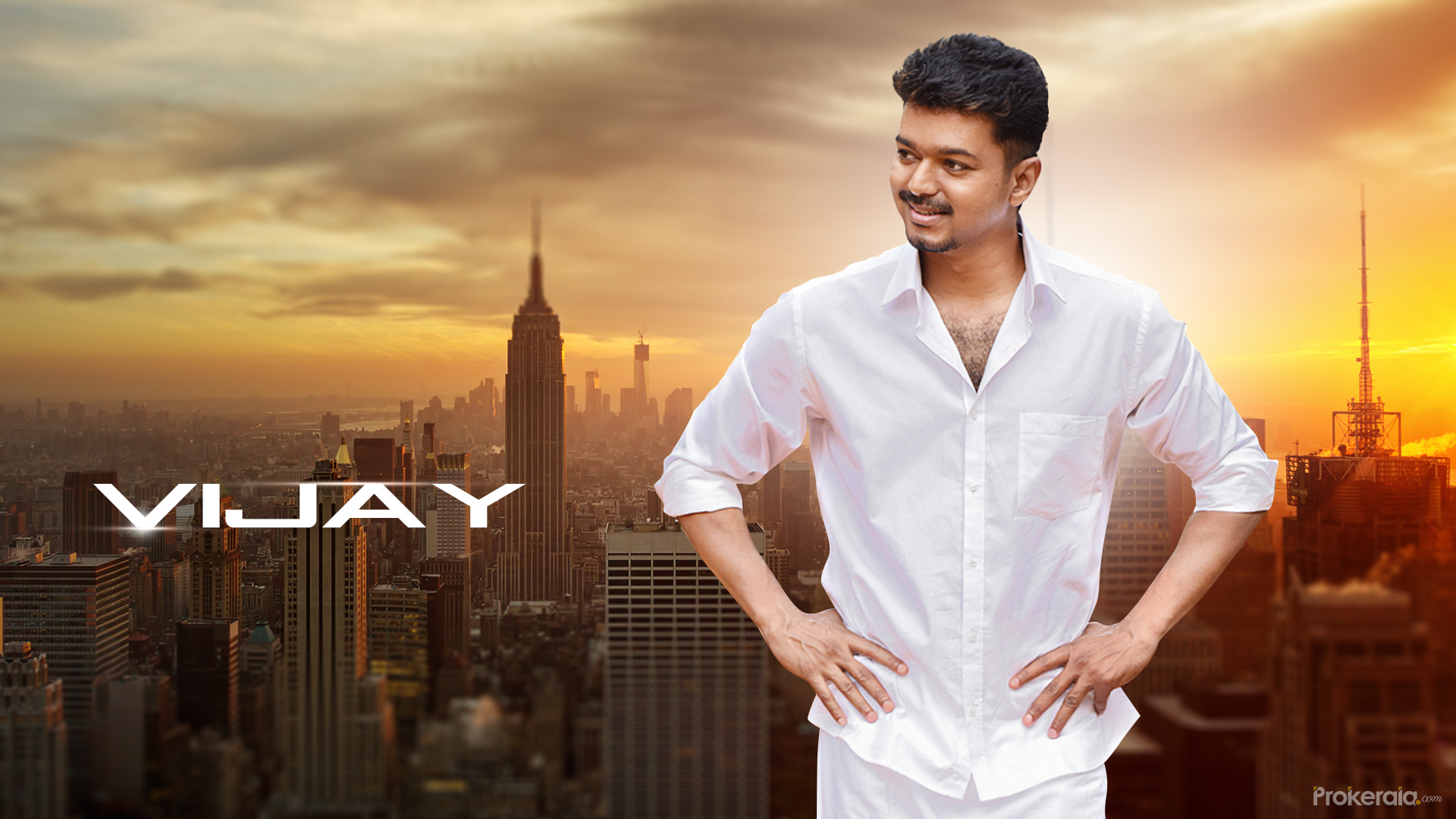 Vijay Love Hd Wallpaper : Ilayathalapathy Vijay Wallpaper