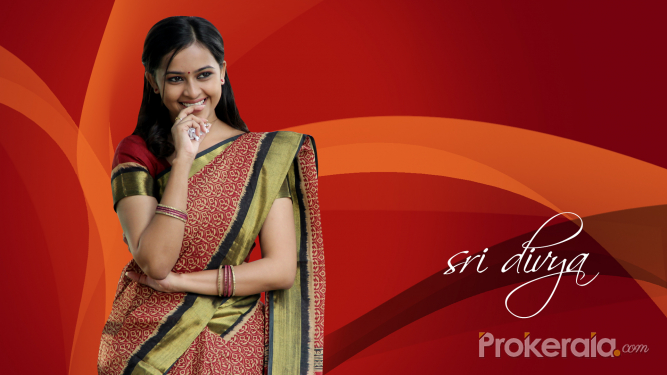 tamil films actress sri divya beautiful hd wallpapers