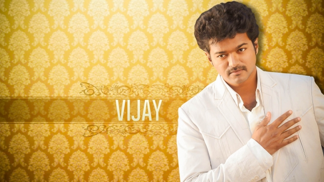 Vijay Wallpaper