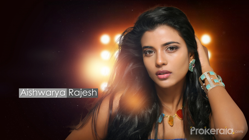Aishwarya Rajesh Wallpaper #3