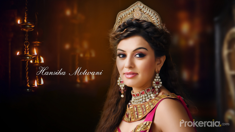 Hansika Motwani Wallpaper #6